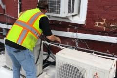 Charleston roof leak