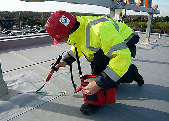 Roof Leak Detection Charleston