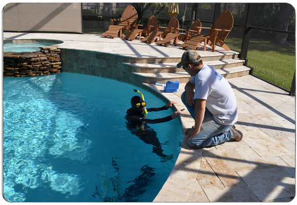 Swimming Pool Leak Detection : Pool leak detection and repair services for the charleston