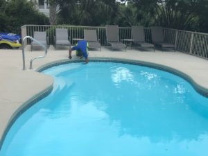 Charleston Pool Leak Detection